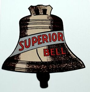 CAILLE-SUPERIOR-BELL-WATER-SLIDE-DECAL-DS-1067-COIN-OP