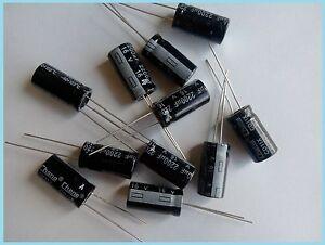 Condensateurs-chimiques-electrolytiques-2200uF-16V-lot-de-1-a-10-au-choix