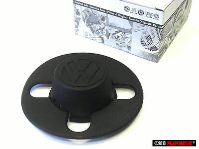 Original VW Steel Wheel Rim Centre Cap Nos - 871601171