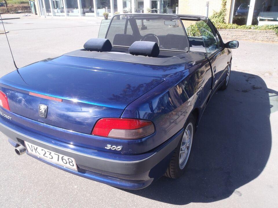 306 Cabriolet m/ El Kaleche