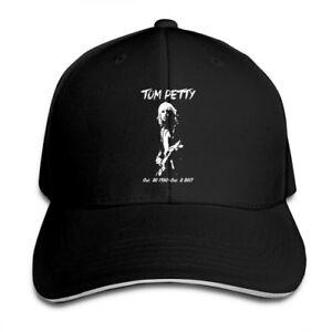 Tom-Petty-And-The-Heartbreakers-Logo-Snapback-Baseball-Hat-Adjustable-Cap