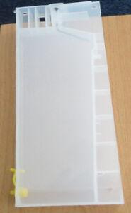 Cartucho-de-ropa-vacios-Anajet-FP-125-Bolsa-de-tinta-en-el-interior-220-ML-CMYK-W-5-un-set
