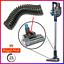 FLOOR-HEAD-HOSE-TOOL-Tube-Pipe-for-VAX-BLADE-Stick-Cordless-Vacuum-24-HOUR-POST thumbnail 1