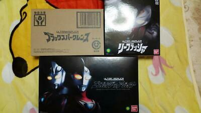 Ultraman Gaia Ultra replica Esplendor /& Agreitor set Bandai Japan