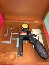 Starrett No 1175 Groove Gage With Tips And Indicator 0005