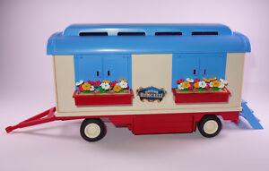 Wonderlijk Playmobil - Zirkus - Zirkuswagen - Wohnwagen - Roncalli - Set CK-69