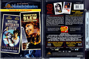 DVD-Midnite-Movies-WHAT-039-S-THE-MATTER-WITH-HELEN-WHO-SLEW-AUNTIE-ROO-R1-OOP-NEW