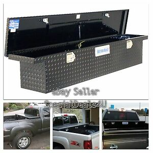 Tool Box For Truck Bed >> Truck Bed Tool Box Storage Low Profile Full Size Slimline Car