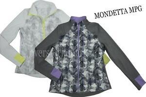 d6b759216f7ff NEW WOMEN'S MONDETTA MPG FULL ZIP WATERCOLOR PRINT JACKET! VARIETY ...