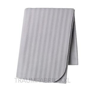ikea plaid tagesdecke 160x120cm kuscheldecke fleecedecke decke berwurf grau neu ebay. Black Bedroom Furniture Sets. Home Design Ideas