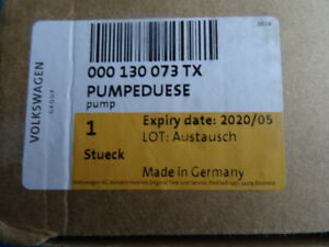 VW Audi 2,0TDI Einspritzdüse Pumpedüse 03G130073TX 03G130073MX  BRD BMR