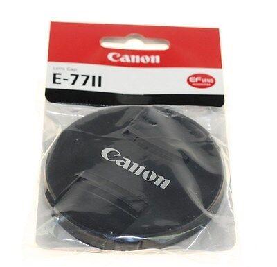 Canon Objektivdeckel E-77II