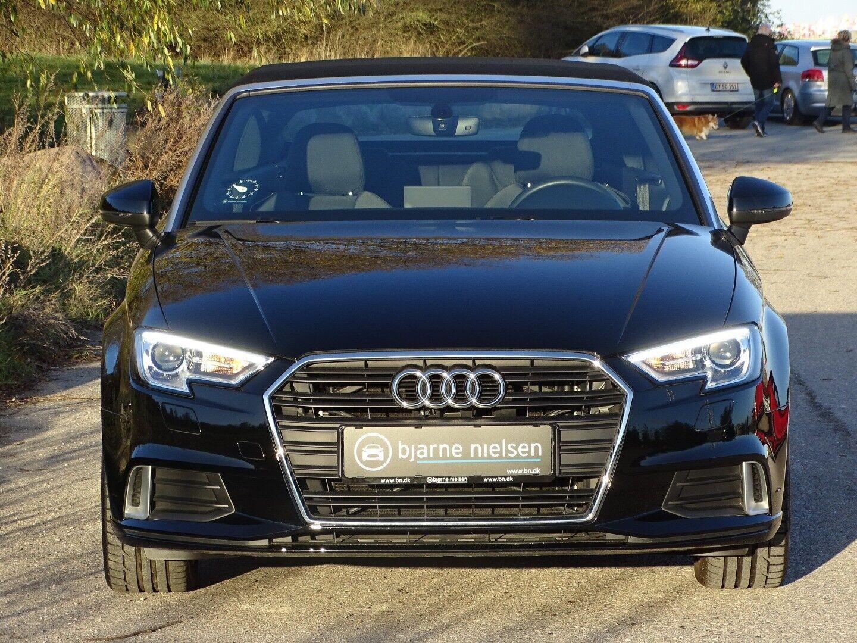 Audi A3 1,5 TFSi 150 Sport Cabriolet - billede 2