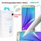 Galaxy Note 5 4 Genuine Nillkin 9HR Tempered Glass Screen Protector for Samsung