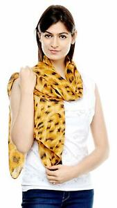Traditional-Indian-Women-039-s-Dupatta-Designer-Print-Soft-Cotton-Scarf-Stoles
