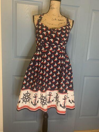 sailor dress women pinup vintage inspired
