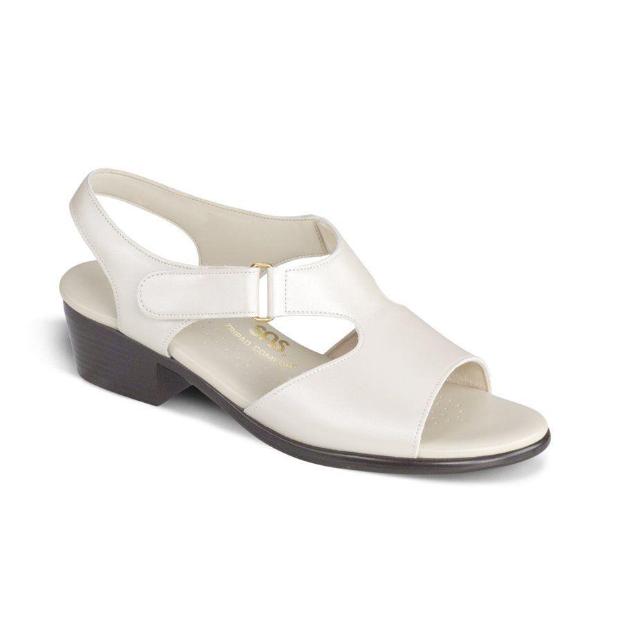 SAS San Antonio Antonio Antonio zapatosmakers Comodidad Zapatos simplificar suntimer Perla Hueso Talla 10 M  calidad de primera clase