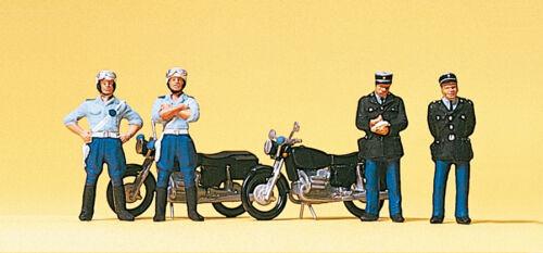 """Preiser 10191 H0 Figuren /""""Französische Gendarmerie/""""  #NEU in OVP##"""