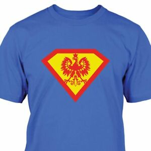 Superman-Polen-T-Shirt