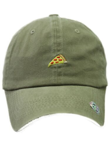 Pizza Dad Hat Plain Baseball Cap Casual Cotton Caps Fashion Unconstructed Gift