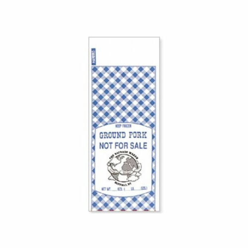 Sausage Maker Ground Pork Bags 1 Lb Model# 28250