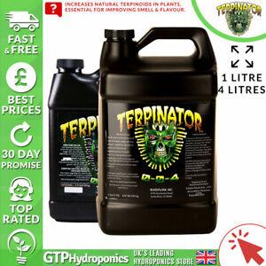 Expressif Terpinator - 1l / 4l /10l Litres -rhizoflora Smell & Flavour Enhancer - 0-0-4 Parfait Dans L'ExéCution
