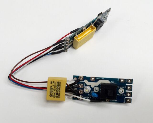 Interruptor/No Interruptor GHD V PCB Reemplazo Reparación Tabla Circuito 5.0