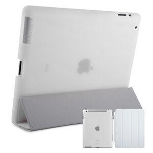 Smart-Schutz-Huelle-iPad-2-3-4-Case-Cover-Aufstellbar-Staender-Schale-Etui-Weiss