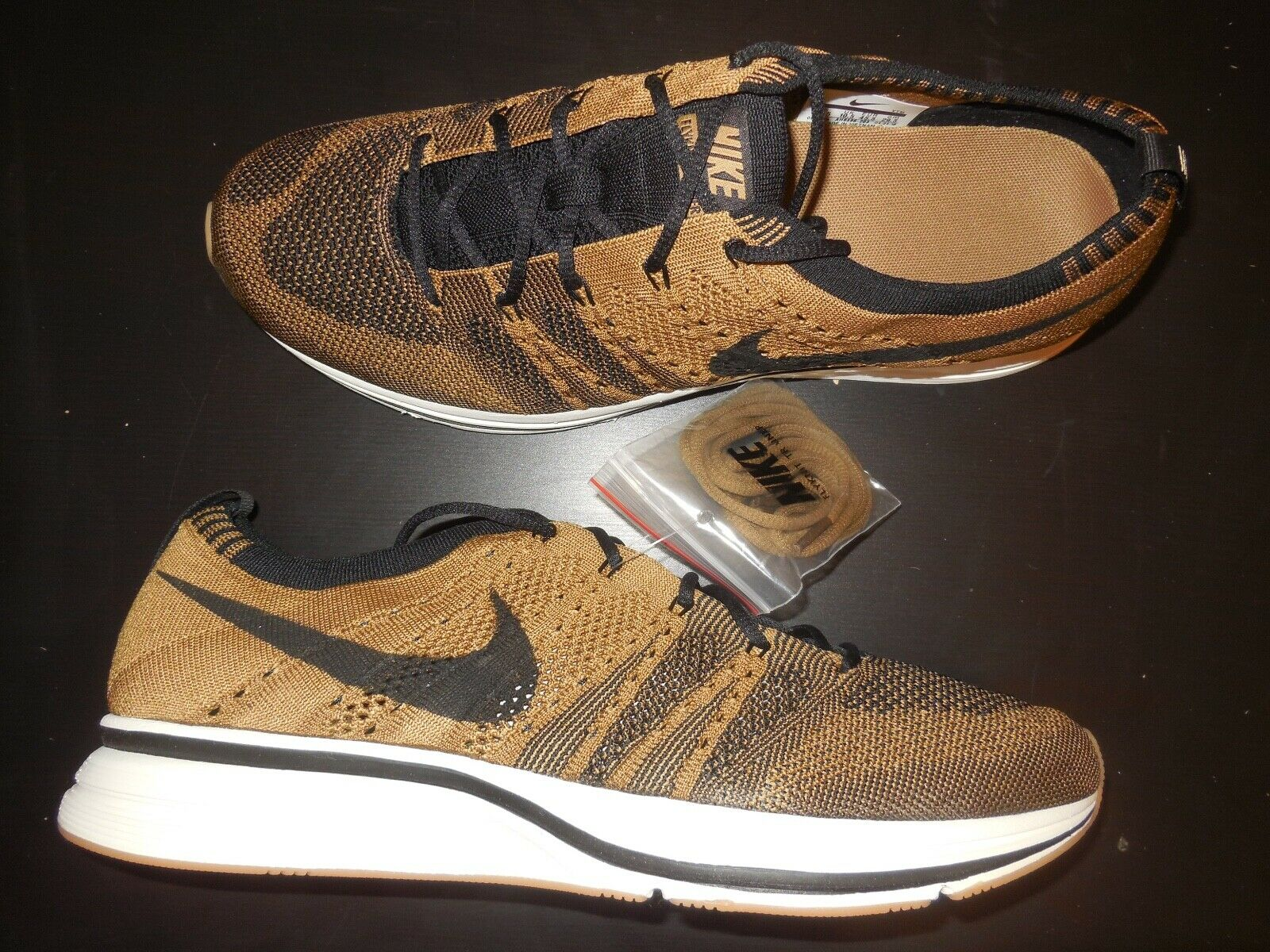 Men's Nike Flyknit Trainer shoes -StyleAH8396 203- Reg  150 -Sz 11.5 -NEW