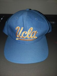 brand new 396fc 2edfa Image is loading Vintage-UCLA-Bruins-Snapback-Hat-Cap-New-Era-