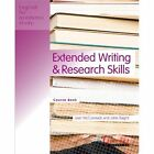 Extended Writing and Research Skills: Course Book by John Slaght, Joan McCormack (Paperback, 2009)