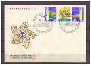 DDR-FDC-Welt-Getreide-und-Brotkongress-Dresden-MiNr-1575-1576-1970-ESSt