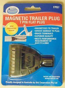ARK-FPB7-Magnetic-7-Pin-Flat-Trailer-Plug-for-Car-Boat-Plant-Box-Trailer-Caravan