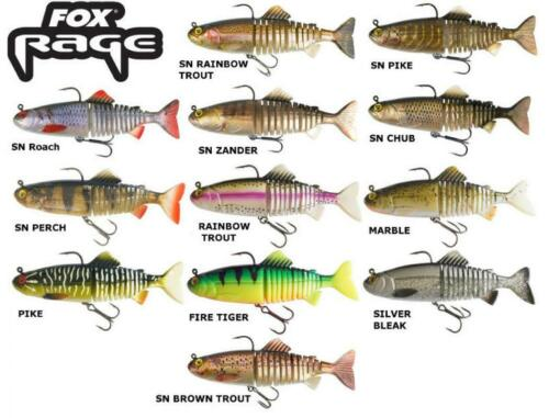 Fox Rage NEW Replicant Jointed *CLEARANCE*