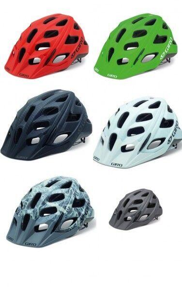 Giro MTB casco Hex, bicicleta casco, ventiladas, unisex, varios Colors + tamaños