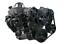 Black-SBC-Complete-Serpentine-Front-Pulley-Drive-System-Billet-Bracket-Kit thumbnail 1