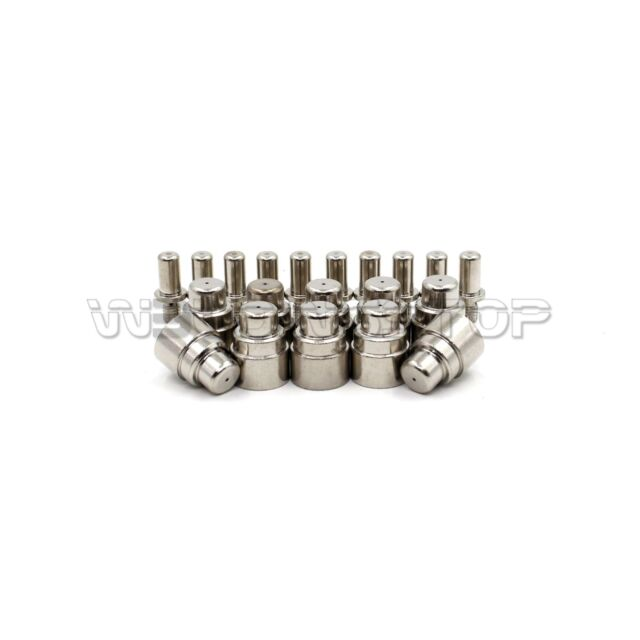 744.0014 Plasma Electrodes HF /& 744.0010 Plasma Tip fit BINZEL PSB30 Torch,20PK
