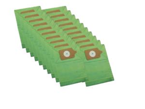 10 Papier Staubsaugerbeutel geeignet für Numatic Henry James Hetty