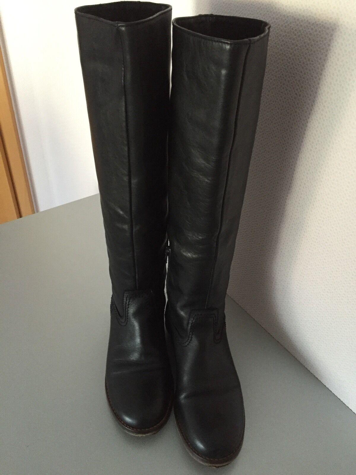 Belmondo Stiefel Leder Günstige und gute Schuhe