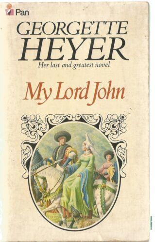 1 of 1 - My Lord John by Georgette Heyer (Paperback, 1977)
