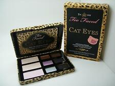 TOO FACED NIB CAT EYES 9 COLOR EYESHADOW & LINER COLLECTION PALETTE EYE SHADOW