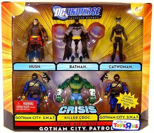 DC Universe Infinite Heroes Crisis Gotham City Patrol - MOB