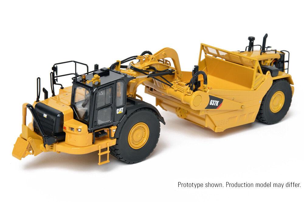 `CCM Cat 637K Wheel Tractor - Scraper Caterpillar 1 48 NIB New 2017
