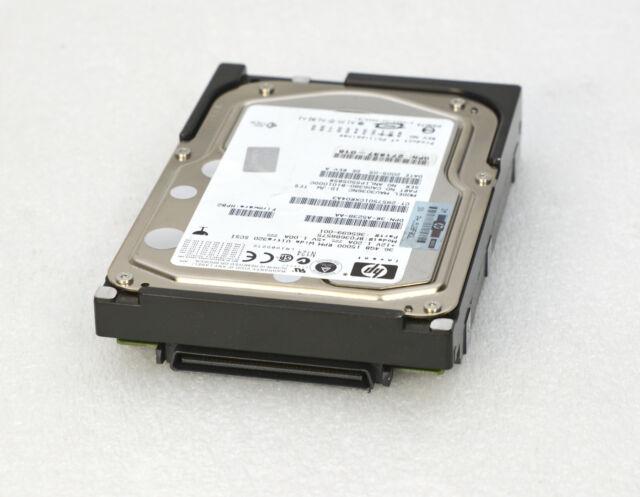 80 Polo hp 36,4GB Ultra WIDE320 Scsi Disco Duro HDD BF03688575 P/N365699-001 MK7