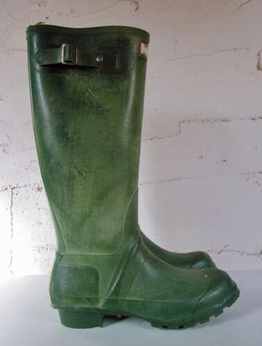 Hunter Wellies Groen Vintage dameslaarsmaat Original rubber 7 Tall kPXuTwiOZ