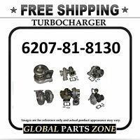 Turbo For Komatsu 6207-81-8130 S4d95; Pc150lc-3 Free Delivery
