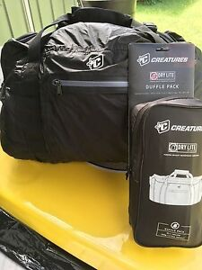 New-Creatures-Dry-lite-waterproof-duffle-bag-back-pack-wetsuit-swimming
