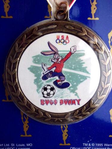 Looney Tune Award Medal Future Olympian Olympic Kid/'s medal BUGS BUNNY