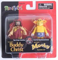 Esl294. Kevin Smith Minimates Mooby & Buddy Christ 2-pk (2014)