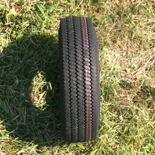 2.80 x 2.50-4, 4-Ply Sawtooth Tire and Tube Set of 2 CST